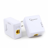 Homeplug Lan PLC Adapter 500Mbps White -827001