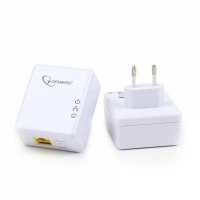 Homeplug Lan PLC Adapter 500Mbps White -827002