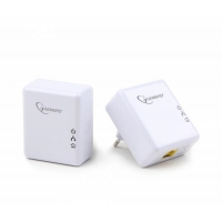 Homeplug Lan PLC Adapter 500Mbps White -827004